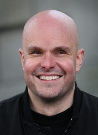 Speaker Mark Pollock