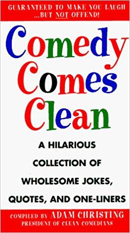Comedy Comes Clean