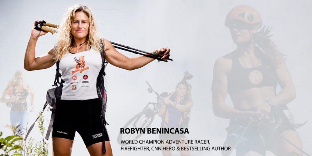 BigSpotlight: Robyn Benincasa, World Champion Adventure Racer, Firefighter & Leadership Speaker