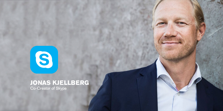 JONAS KJELLBERG Business keynote speaker