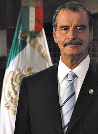 Speaker Vicente Fox