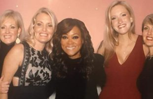 Motivational Speaker, Robin Givens, Supports Survivors of Domestic Abuse