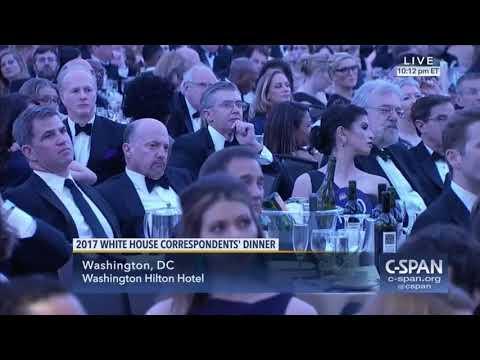 2017 White House Correspondents Dinner