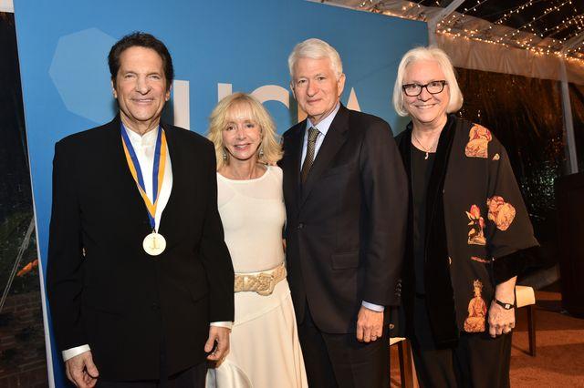 Peter Guber Awarded UCLA's Highest Honor, the UCLA Medal