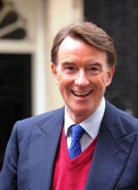 Keynote Speaker Peter Mandelson