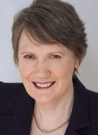 Keynote Speaker Helen Clark