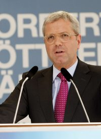 Keynote Speaker Norbert Roettgen