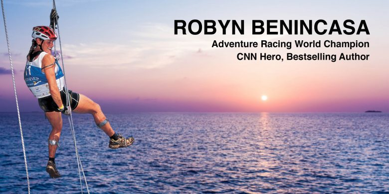 Inspired Leadership With <br>Robyn Benincasa