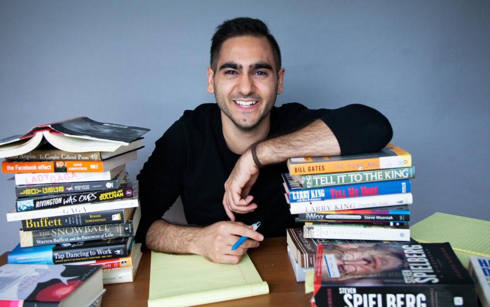 Celebrity Success Expert Alex Banayan Says Use Third Door Method for Success