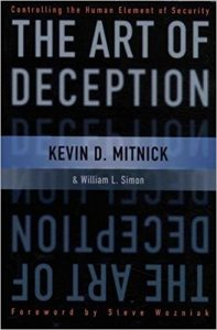 Kevin Mitnick's Art of Deception