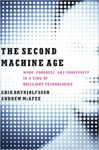 Second Machine Age Andrew McAfee