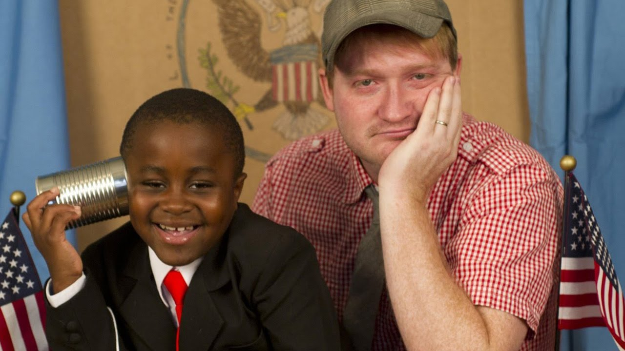 Brad Montague and the Kid President