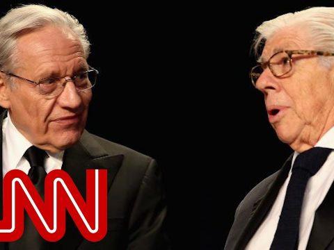 Woodward and Bernstein on CNN