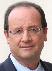 Keynote Speaker François Hollande