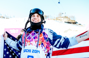 Olympic Medalist and Freestyle Skier Gus Kenworthy