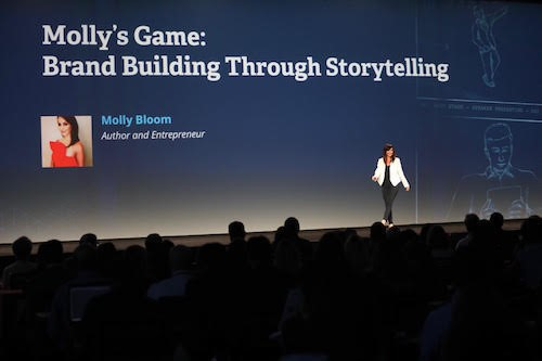 3 Times Molly Bloom Used Storytelling to Do the Unthinkable