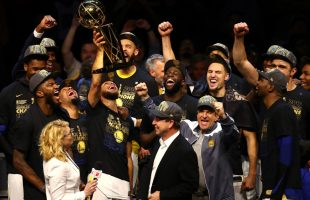 Warriors Win for the Third Time in Four Years in Unexpected Sweep