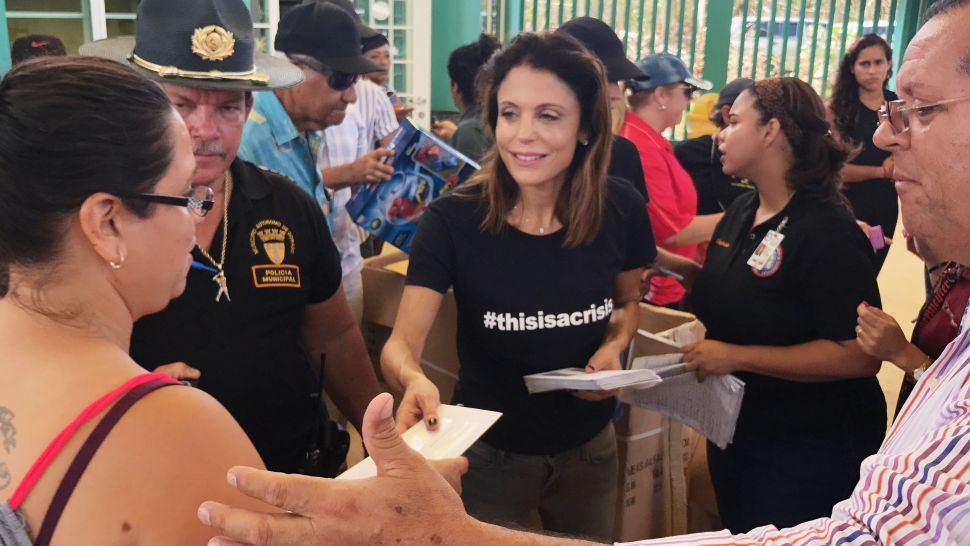Bethenny And B Strong Aid Guatemala After Volcanic Disaster