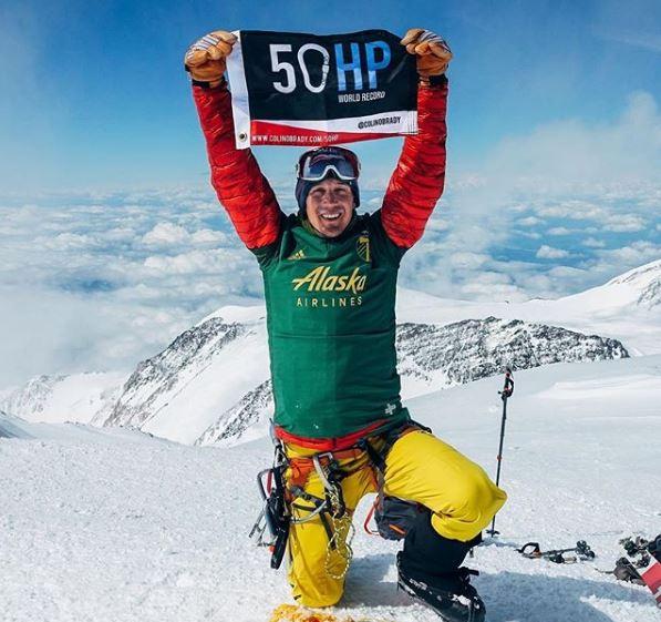 Colin O'Brady Sets New World Record: