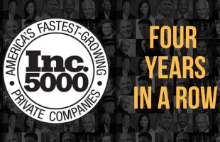 BigSpeak Continues to Climb the Inc. 5000 List for the Fourth Year in a Row