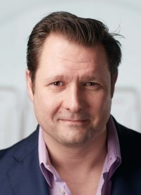 Speaker Dirk Ahlborn