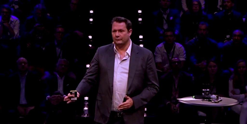 Dirk Ahlborn Keynote Speaker