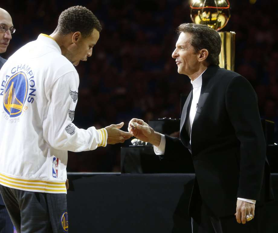 NBA Considers Championship Toe Rings in Light of The Warriors' Unstoppable Success