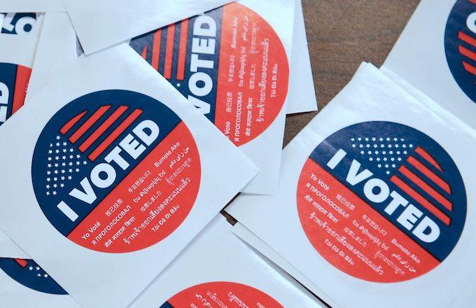 BigSpeak Rocks the Vote Nationwide