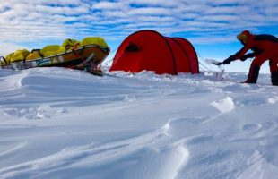 Colin O'Brady: First Man to Complete a Solo Trek Across Antarctica