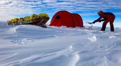 Colin O'Brady: First Man to Complete a Solo Trek Across Antarctica