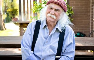 David Crosby Is Just Getting Started