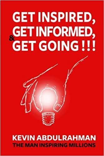 Get Inspired, Get Informed & Get Going!!!
