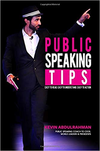 Public Speaking Tips: Easy To Read. Easy To Understand. Easy To Action