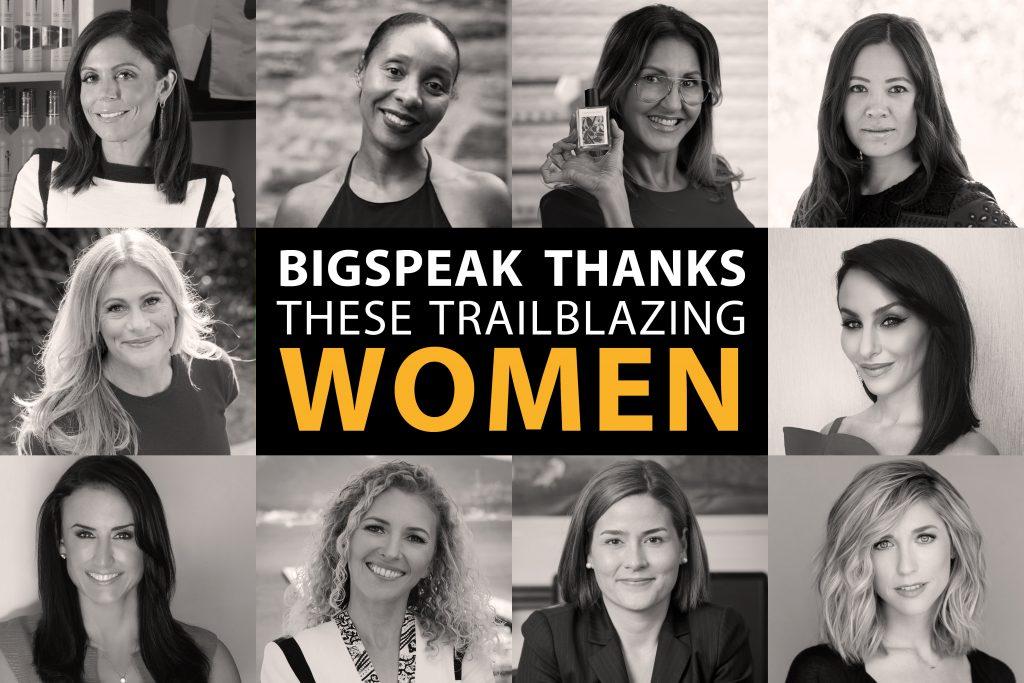 Women Brave Enough to Change the World