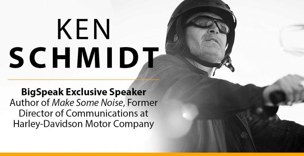 Meet BigSpeak's Newest Exclusive Speaker Ken Schmidt
