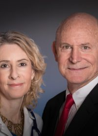 Speaker Eric Haseltine PhD & Chris Elisabeth Gilbert MD PhD