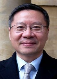 Speaker Wei Wei Zhang