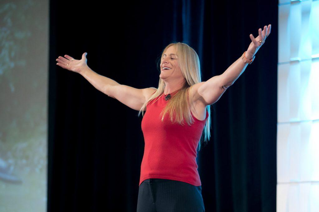 Robyn Benincasa Keynote Speaker BigSpeak Speakers Bureau