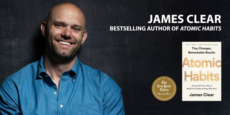 Fine-tune your Habits with Bestselling author James Clear