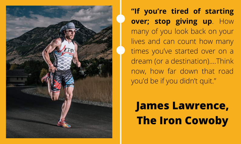 James Lawrence quote