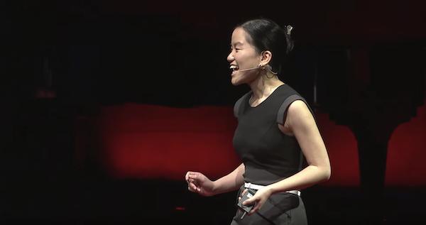 Marita Cheng TEDx