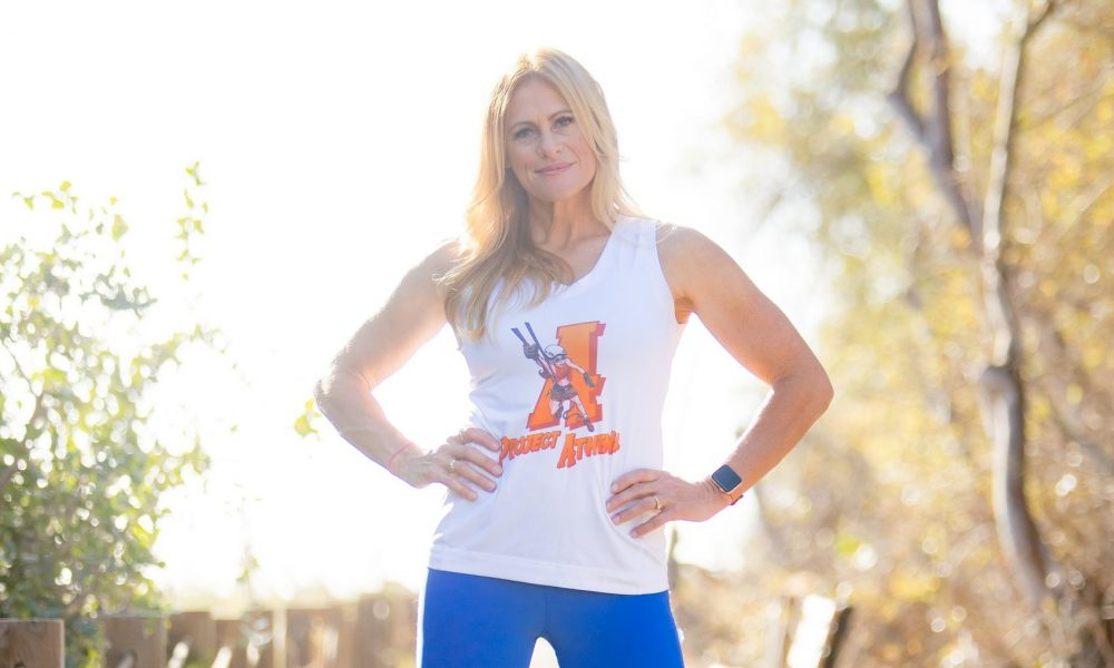 Robyn Benincasa of Project Athena
