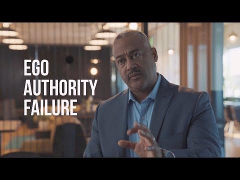 """""""Ego, Authority, Failure"""" by Derek Gaunt"""